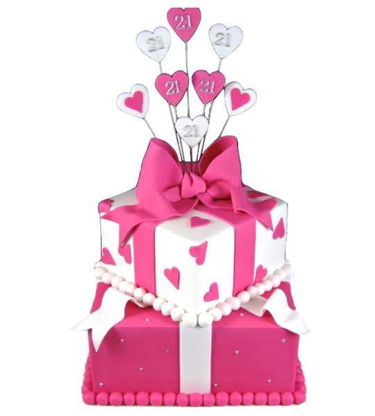 Gorgeous Cake 3.5Kg
