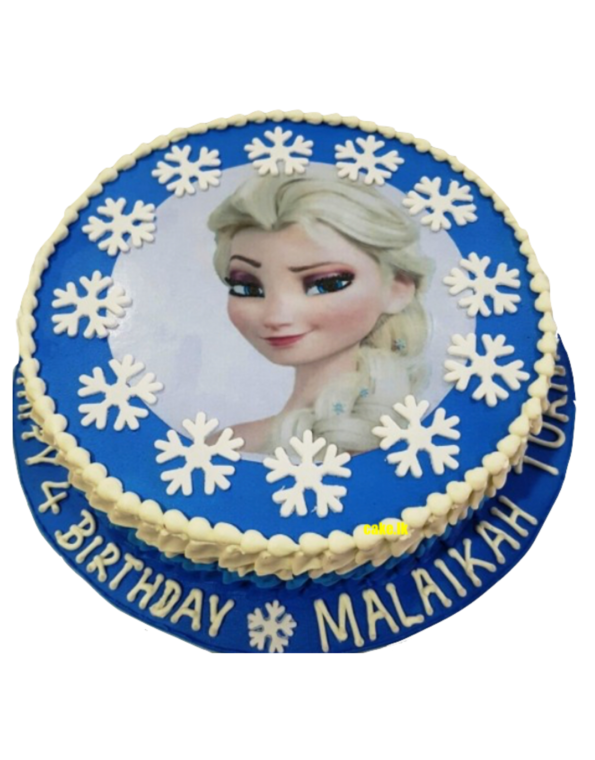 Birthday Cake with Photo 2Kg