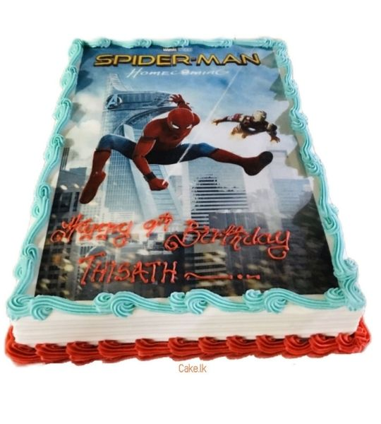 Spider-Man Home Coming 2Kg