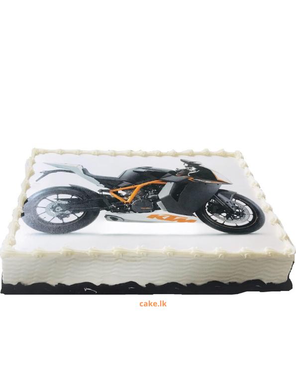 Print Cake Bike 2kg